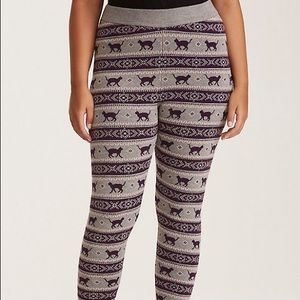 Pants - Sweater leggings